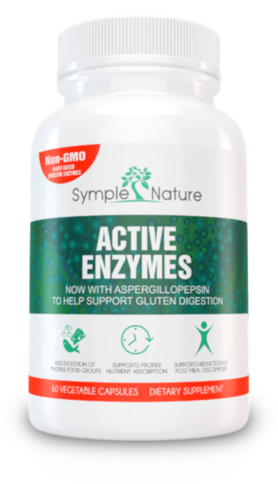 active enzymes digestive enzymes